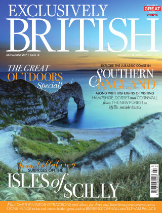 Exclusively British July-Aug 2017