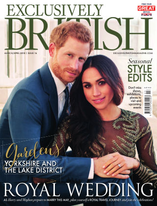 Exclusively British March-April 2018