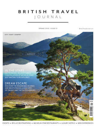 British Travel Journal Spring 2019