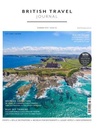 British Travel Journal Summer 2019