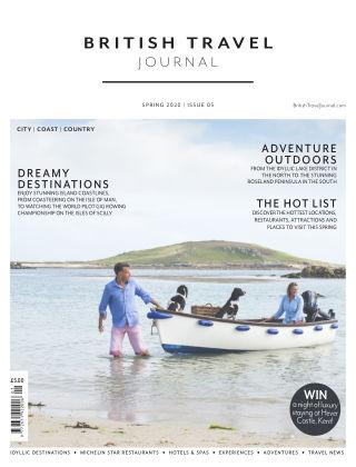 British Travel Journal Spring 2020