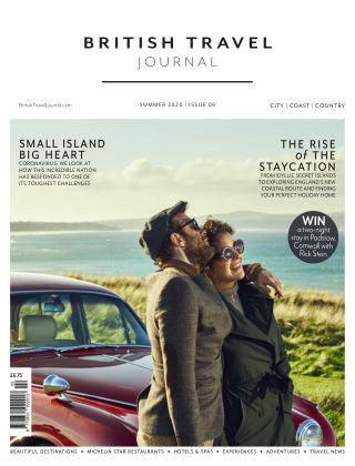 British Travel Journal Summer 2020