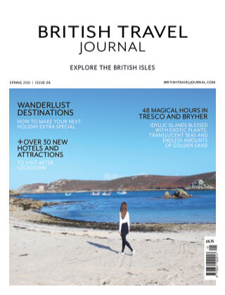 British Travel Journal Spring 2021