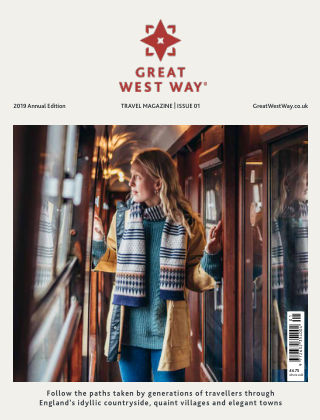 GREAT WEST WAY TRAVEL MAGAZINE Issue 1