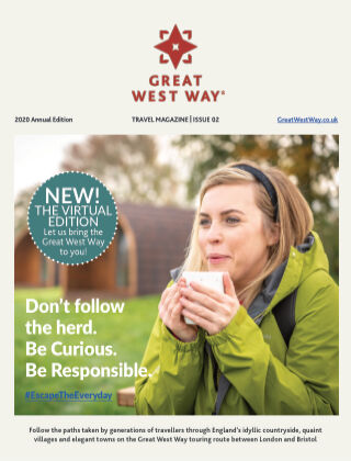 GREAT WEST WAY TRAVEL MAGAZINE 2020 VIRTUAL