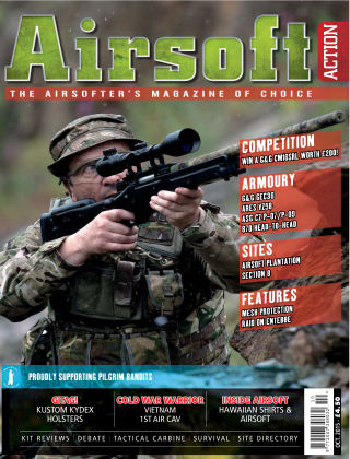 Airsoft Action October 2015