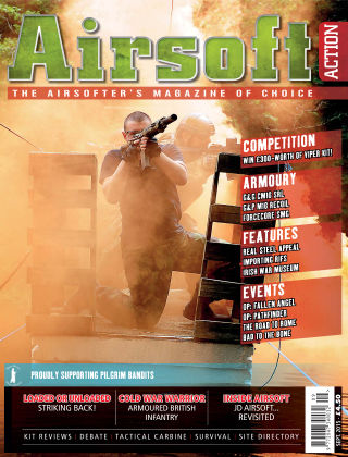 Airsoft Action September 2015
