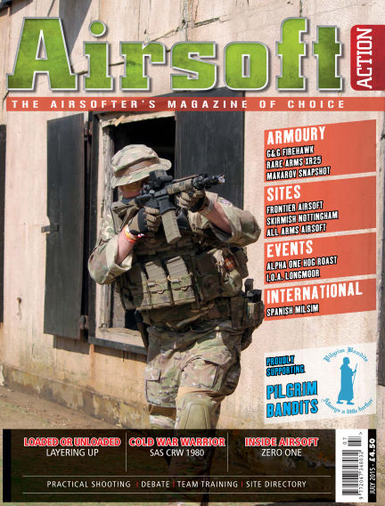 Airsoft Action June 04, 2015 00:00