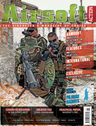 Airsoft Action June 2015