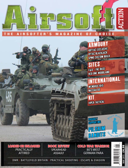 Airsoft Action April 09, 2015 00:00
