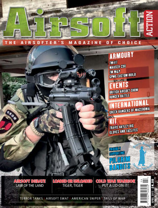 Airsoft Action April 2015