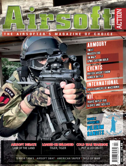 Airsoft Action March 12, 2015 00:00