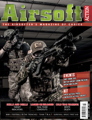 Airsoft Action March 2015