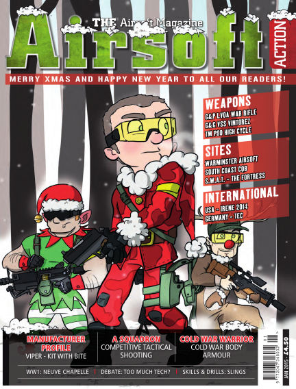 Airsoft Action December 18, 2014 00:00