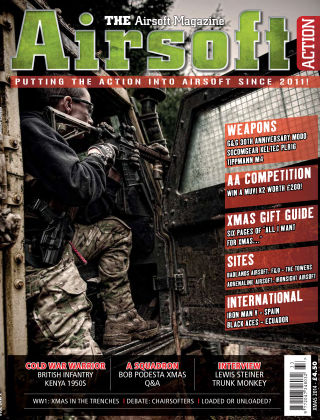 Airsoft Action Xmas 2014