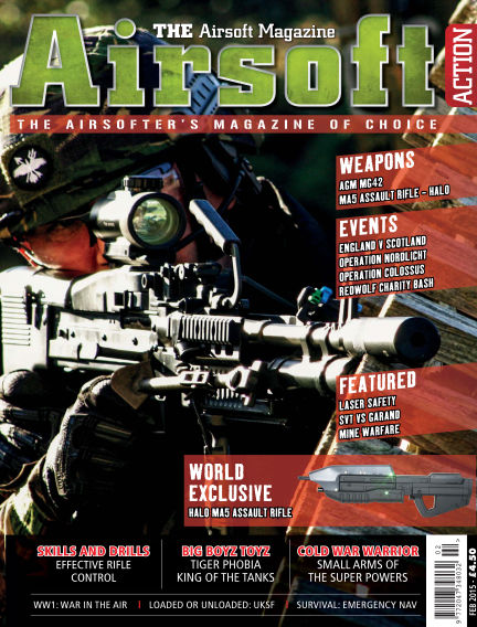 Airsoft Action January 15, 2015 00:00