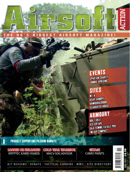 Airsoft Action September 24, 2015 00:00