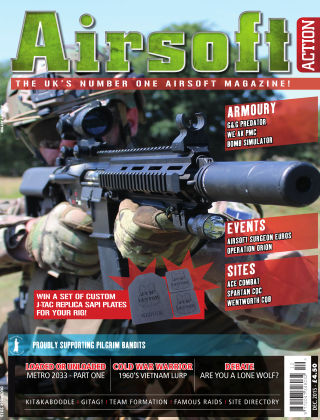 Airsoft Action December 2015
