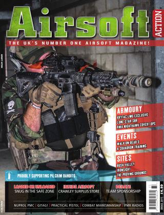 Airsoft Action Xmas 2015