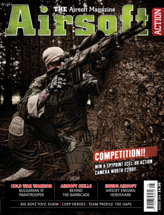 Airsoft Action August 2014