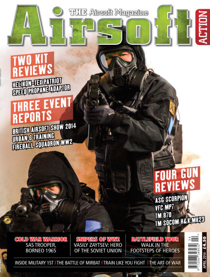 Airsoft Action March 13, 2014 00:00