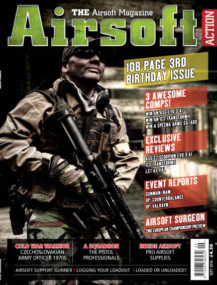 Airsoft Action July 31, 2014 00:00