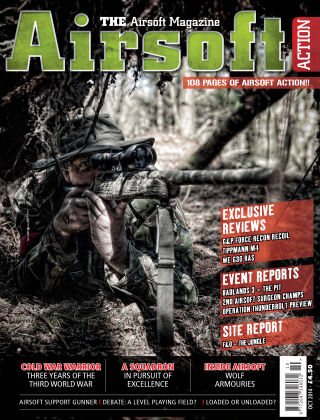 Airsoft Action October 2014