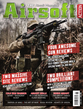 Airsoft Action June 2014