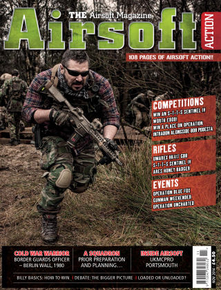 Airsoft Action November 2014