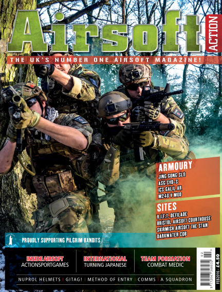 Airsoft Action January 14, 2016 00:00