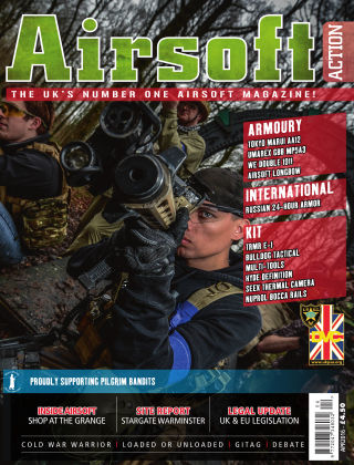 Airsoft Action April 2016
