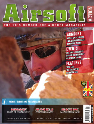 Airsoft Action May 2016