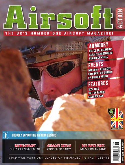 Airsoft Action April 07, 2016 00:00