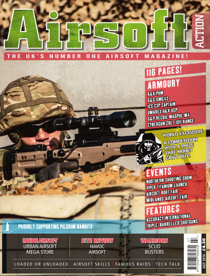 Airsoft Action June 02, 2016 00:00