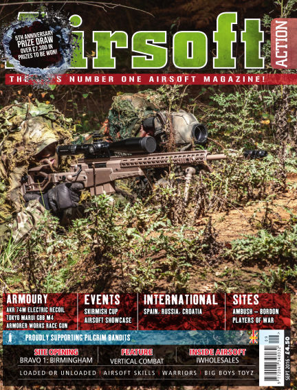 Airsoft Action July 28, 2016 00:00