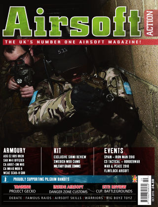 Airsoft Action October 2016
