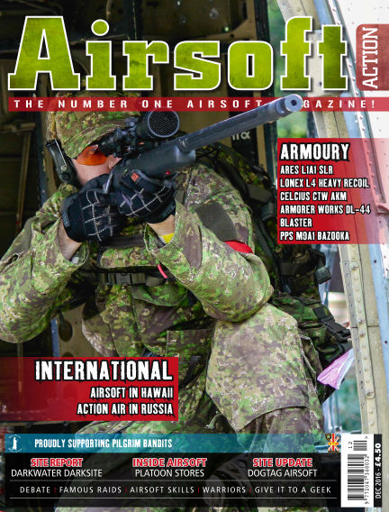 Airsoft Action October 20, 2016 00:00