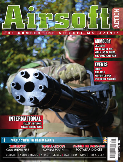 Airsoft Action December 15, 2016 00:00