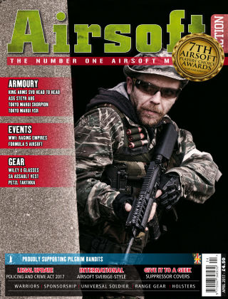 Airsoft Action Apr 2017