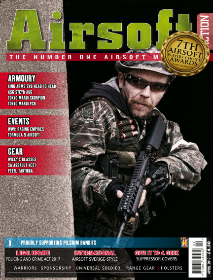 Airsoft Action March 09, 2017 00:00