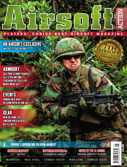 Airsoft Action April 06, 2017 00:00