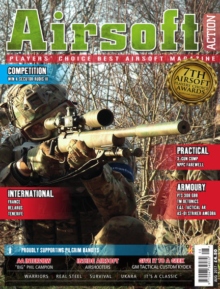 Airsoft Action June 29, 2017 00:00