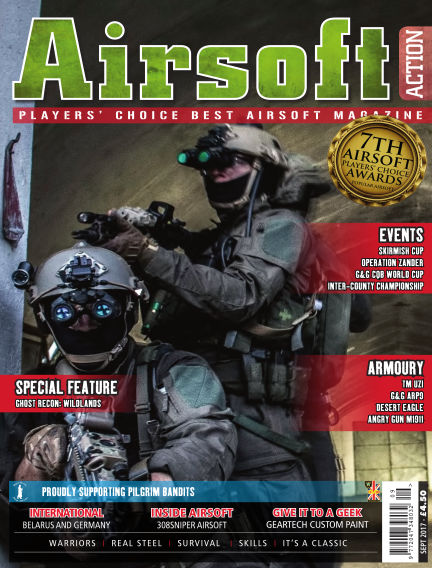 Airsoft Action July 27, 2017 00:00