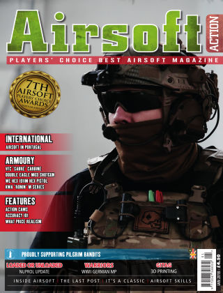 Airsoft Action January 2018