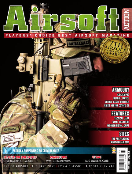Airsoft Action January 11, 2018 00:00
