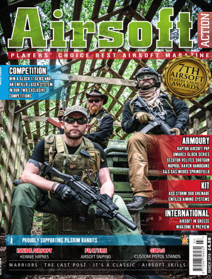 Airsoft Action February 08, 2018 00:00