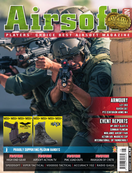 Airsoft Action June 28, 2018 00:00