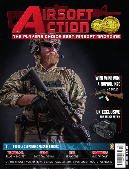 Airsoft Action July 26, 2018 00:00