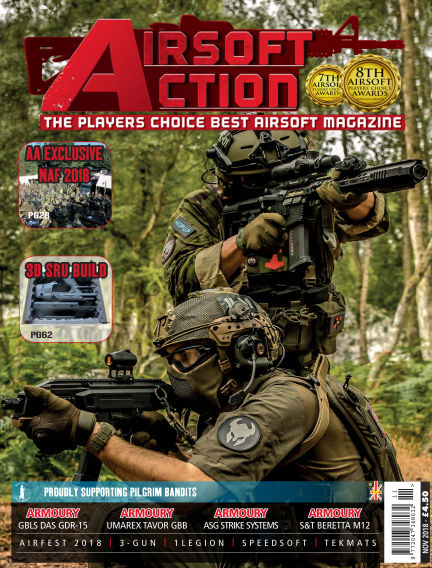 Airsoft Action September 20, 2018 00:00