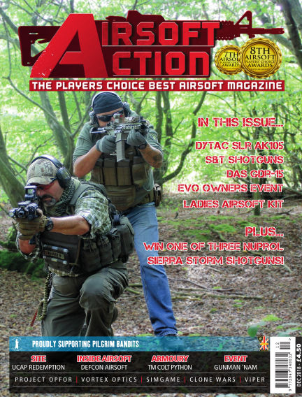 Airsoft Action October 18, 2018 00:00